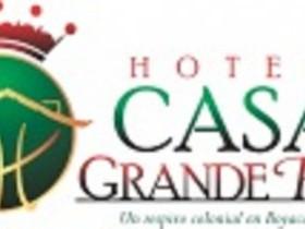 Logo del Hotel.  Fuente: paipahotelcasagrandereal.com