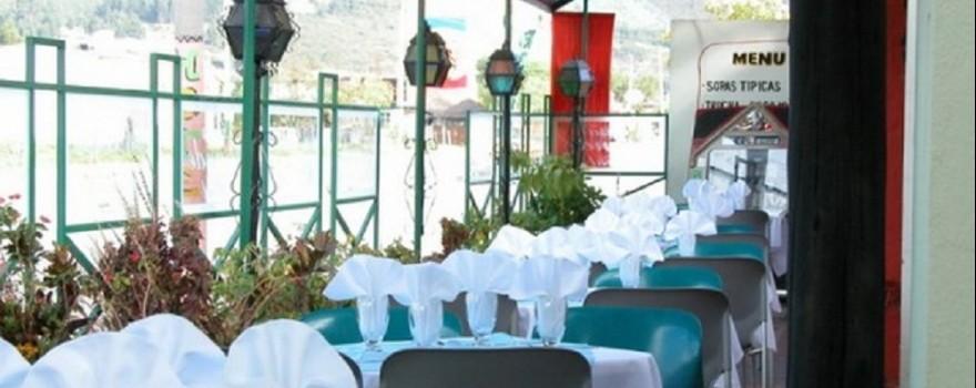 Restaurante del hotel. Fuente: paipahotelcasagrandereal.com